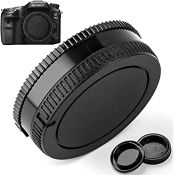Nwv Direct Microfiber Cleaning Cloth for Sony Alpha DSLR-A900 67mm + Lens Cap Holder Lens Cap Side Pinch