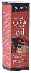 Cuccio Vanilla Bean and Sugar Cuticle Revitalizing Oil