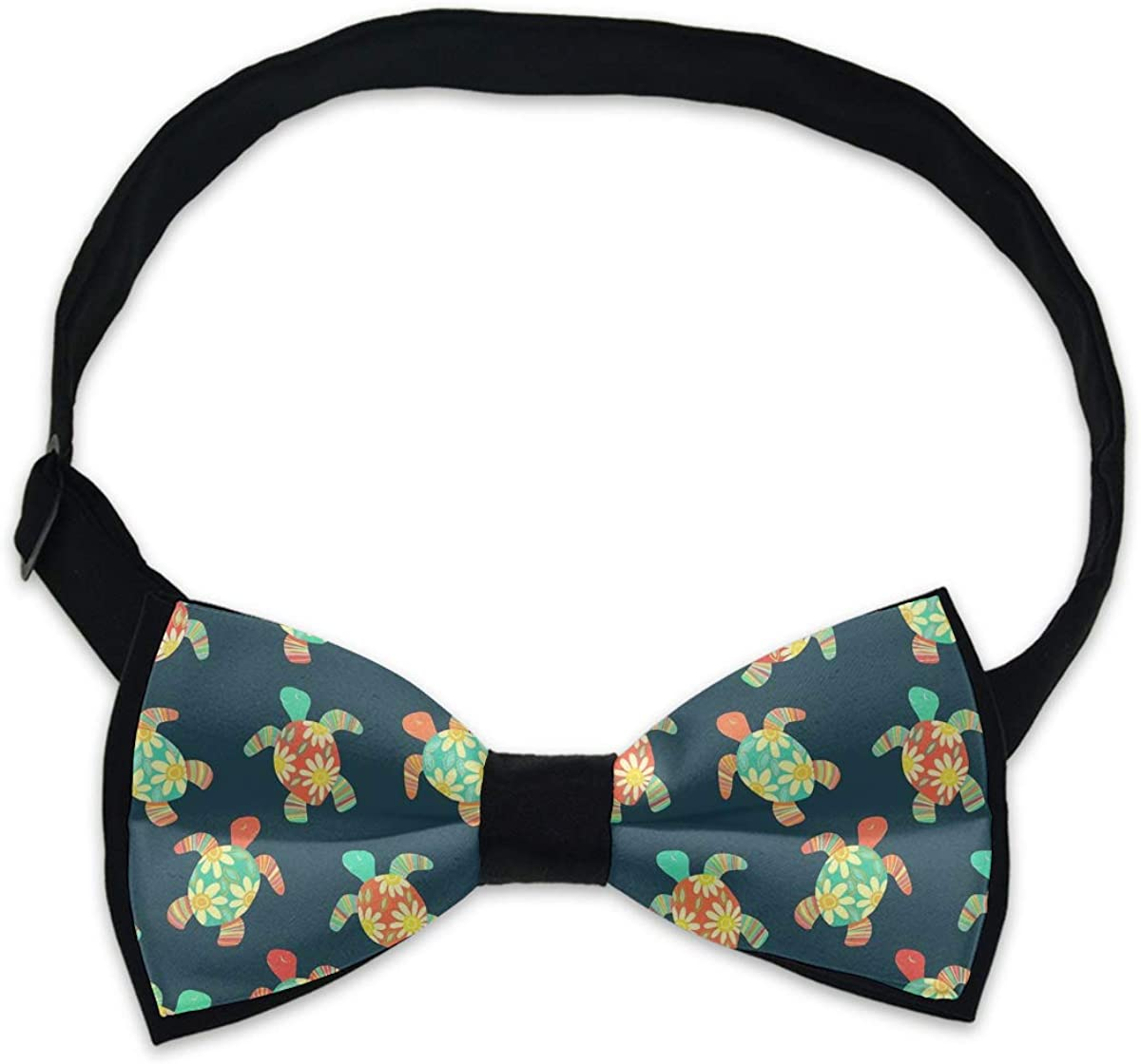 Casual 3D Printed Bowtie for Mens Boys, Formal Events, School Party