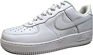Nike Women's Air Force 1 '03 White/White 307109-116 Shoe 12 M US