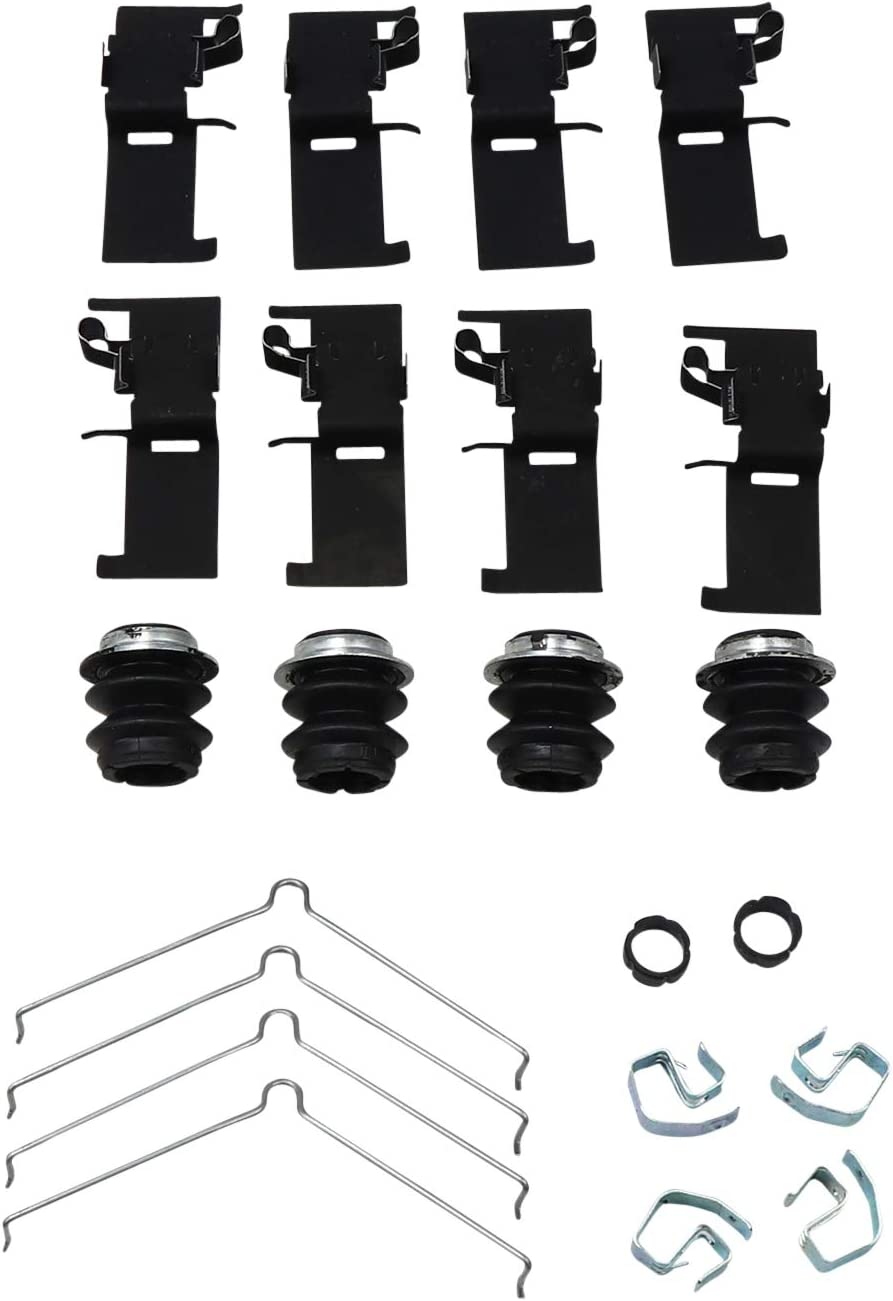 Beck Arnley 084-1840 Disc Hardware Brake Opening large release quality assurance sale Kit