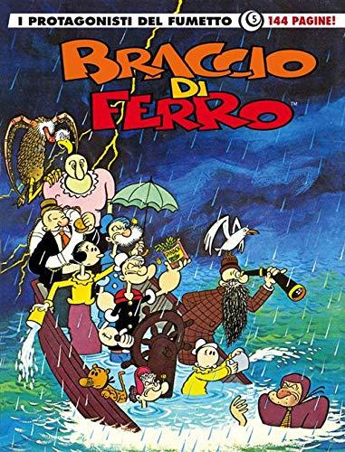 Braccio di Ferro. I protagonisti del fumetto (Vol. 5)