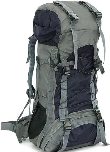 WSGZH Reisetasche Größe Kapazit Outdoor Schulter Bergsteigenbeutel Sporttasche Wasserdichte Reisetasche Multifunktions Reise Paar Rucksack