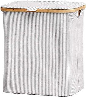 LF- Panier de rangement pliable pour vêtements sales, salle de bain, panier de rangement pour vêtements sales, seau de ran...