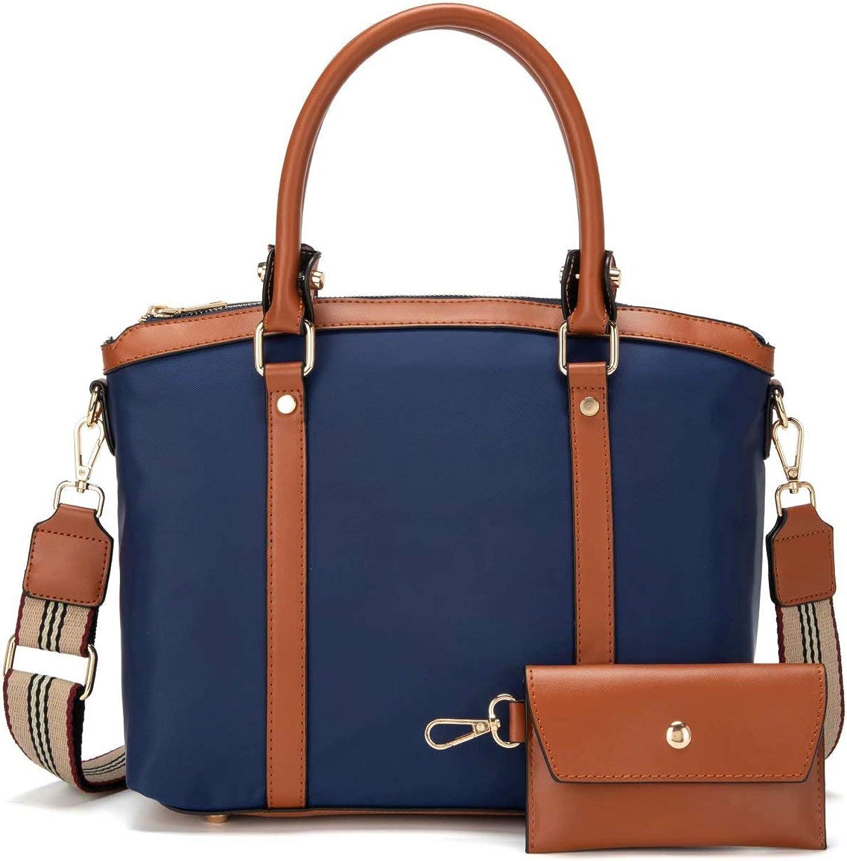 TMFAN Satchel Handbags for Women Top Over item handling ☆ Shoulder Pu Boston Mall Work Bag Handle