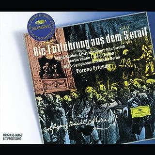 Mozart: Die Entfuhrung aus dem Serail; Exsultate Jubilate