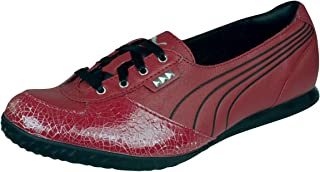 PUMA Biker 5000 Womens Leather Trainers/Shoes