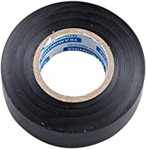Fita Isolante Preta 20 Metros - 19 mm x 0,13 mm-TRAMONTINA-57540020