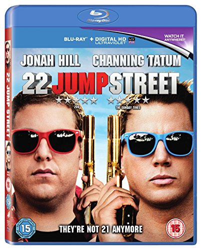 22 Jump Street [Blu-ray] [2014] [Region Free] [UK Import]