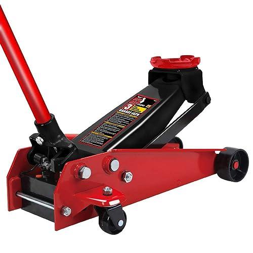 Roadstar 22 Ton Air Hydraulic Floor Jack HD Truck Lift Jacks Service Repair Lifting Tool