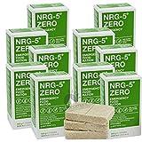 Notverpflegung 10x NRG-5 ZERO Glutenfrei Survival 500g Notration Notvorsorge | 10x9 Riegel Survivalnahrung...