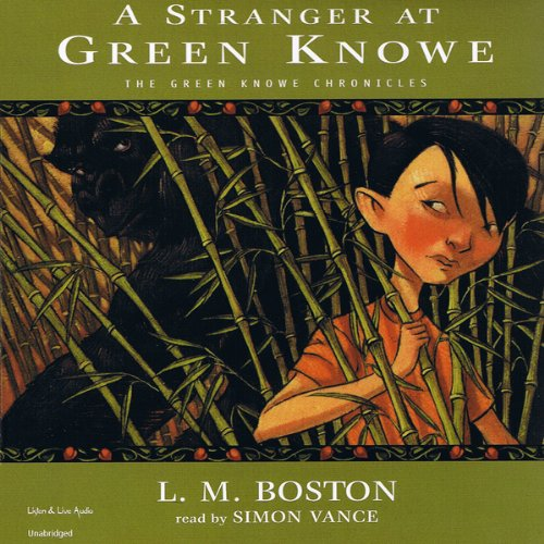 A Stranger At Green Knowe copertina