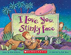 I love You, Stinky Face { Big Hair and Books }