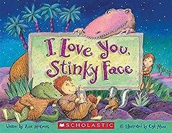 board books, kids, love, favorites, mom, stinky face