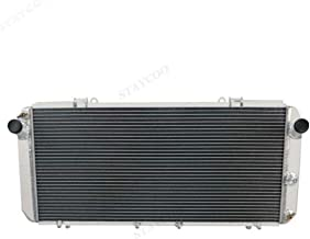 STAYCOO 2 Row All Aluminium Radiator for 1989-1999 Toyota MR2 MK2 SW20 MT - Direct Replacement