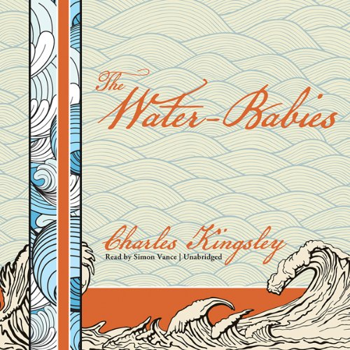 The Water-Babies audiobook cover art