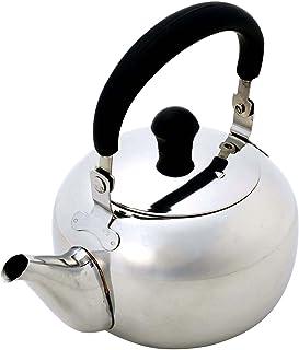 パール金属 ほの茶 ステンレス製 つる付 急須 700ml H-6402