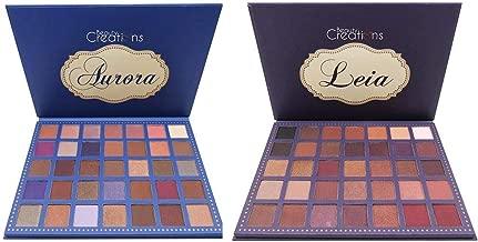 Beauty Creations 35 Color Pro Palette, Aurora + Leia