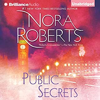 Public Secrets audiobook cover art