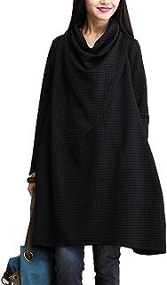 2edc34b27f5755 Amazon.fr : sweat shirt femme - Au genou / Robes / Femme : Vêtements