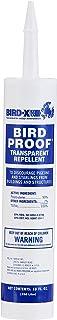 Bird-X Bird-Proof Gel Bird Repellent, Single tube