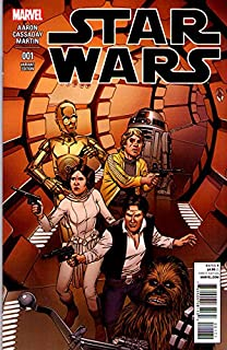 Star Wars #1 Mcleod Variant Cover Edition 1-in-25