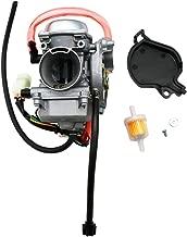 KIPA Carburetor For Kawasaki KVF300 KVF 300 PRAIRIE 300 2X4 4X4 Carb 1999-2002 ATV KVF300B KVF300A with Fuel Filter