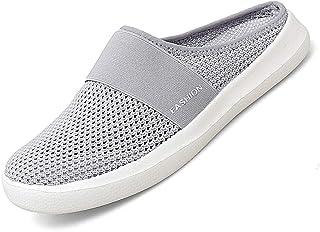 TANTOO Sandalias de Tenis Flats para Mujer