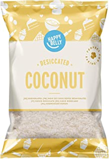 Marca Amazon - Happy Belly Coco desecado 200gr x 5