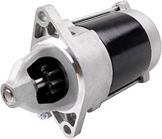 OCPTY Starter Fit for John Deere UTV Bunker Field Rake 1200 1200A G5500KE Generator 495759
