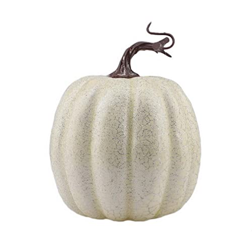 White Pumpkin Decorations Amazon Co Uk