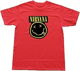 Goldfish Men's Style O Neck Nirvana T-Shirt