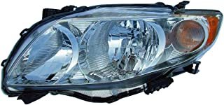 Best 2010 corolla headlight replacement Reviews