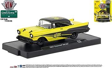 M2 Machines Auto-Drivers 1:64 R55 1957 Chevrolet Bel Air (Accel)