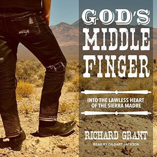 God's Middle Finger audiobook cover art