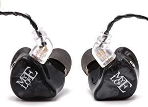 Linsoul TFZ My Love III Dynamic Driver HiFi in-Ear Earphone Audiophile IEMs with 2pin 0.78mm Detachable Cable (Black)