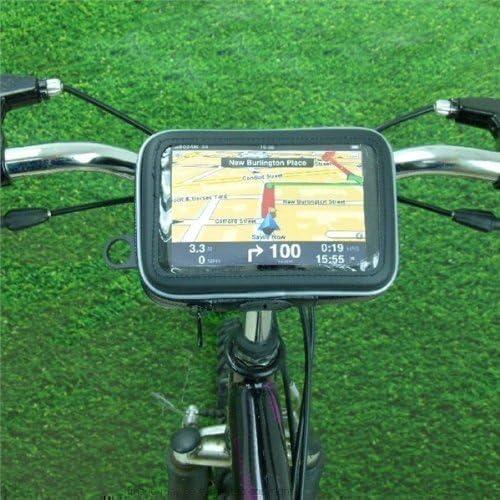 6inch Raleigh Mall Extra Widescreen GPS SatNav Strap Mou Handlebar Bike Cycle Max 49% OFF