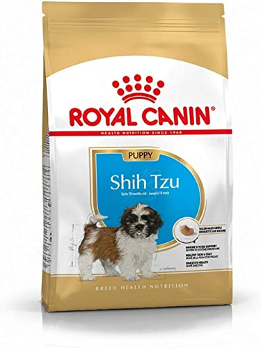 Royal Canin Shih Tzu Puppy Dry Dog Food 1.5 Kg (02RCSHJ1.5)