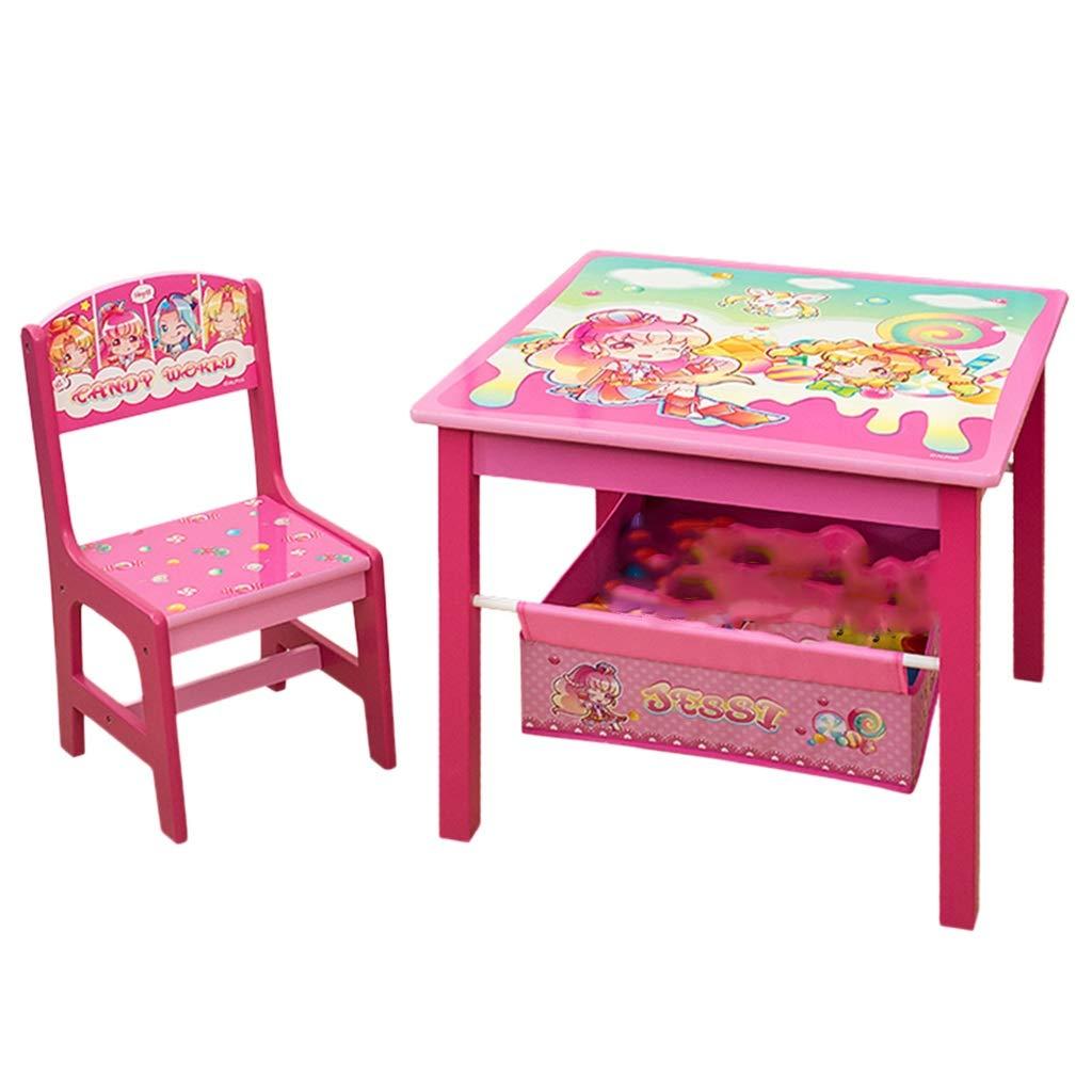 Juegos de mesas y sillas Mesa para Niños Mesa De Juegos De Jardín De Infantes Mesa