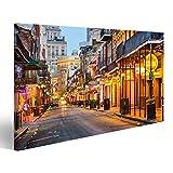 islandburner Bild Bilder auf Leinwand New Orleans,