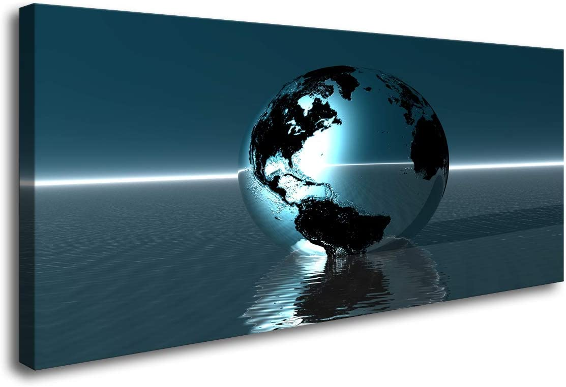 Canvas Prints OFFicial mail order Earth Art Modern Max 88% OFF Giclee Gallery Landscape Wrapped