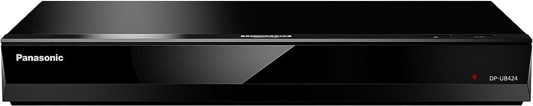 Panasonic DP-UB424 Lecteur Blu-Ray UHD 4K Ultra HD, Wi-FI, Smart TV, Prend en Charge..