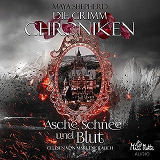 Asche, Schnee und Blut (Die Grimm Chroniken 2) Titelbild