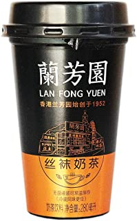 LAN FONG YUEN Instant Milk Tea 兰芳园丝袜奶茶 Hong Kong Silk Milk Tea 280g