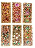 IS HANDICRAFT lifafa Special Envelope Card for Diwali Marriage - Pack of 10