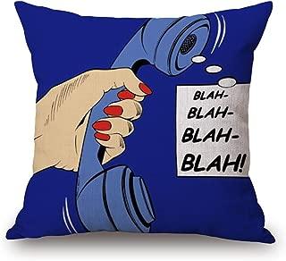 Best comic throw pillows Reviews