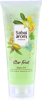 サバイアロム(Sabai-arom) ゼスティ スターフルーツ アクアジェル 220g【ZSF】【005】
