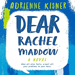 Dear Rachel Maddow audiobook cover art