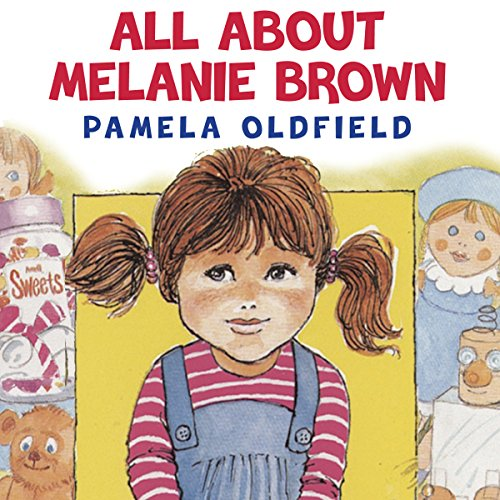 All About Melanie Brown audiobook cover art