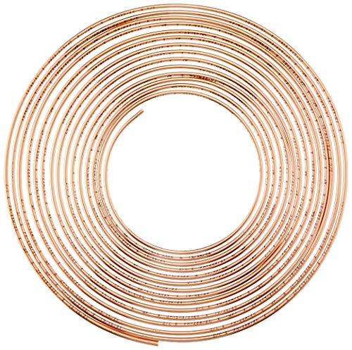 Wp - 10 m – cable freno freno tubo 4,75 mm cobre